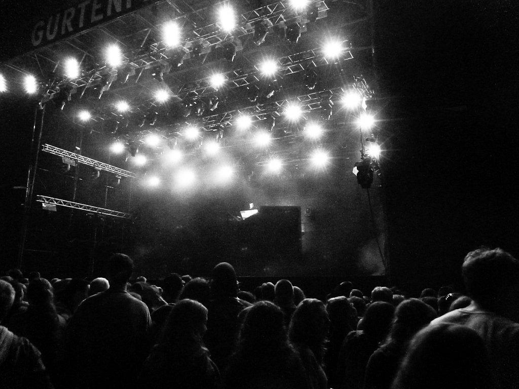 Gurtenfestival 2012 - Tag 2