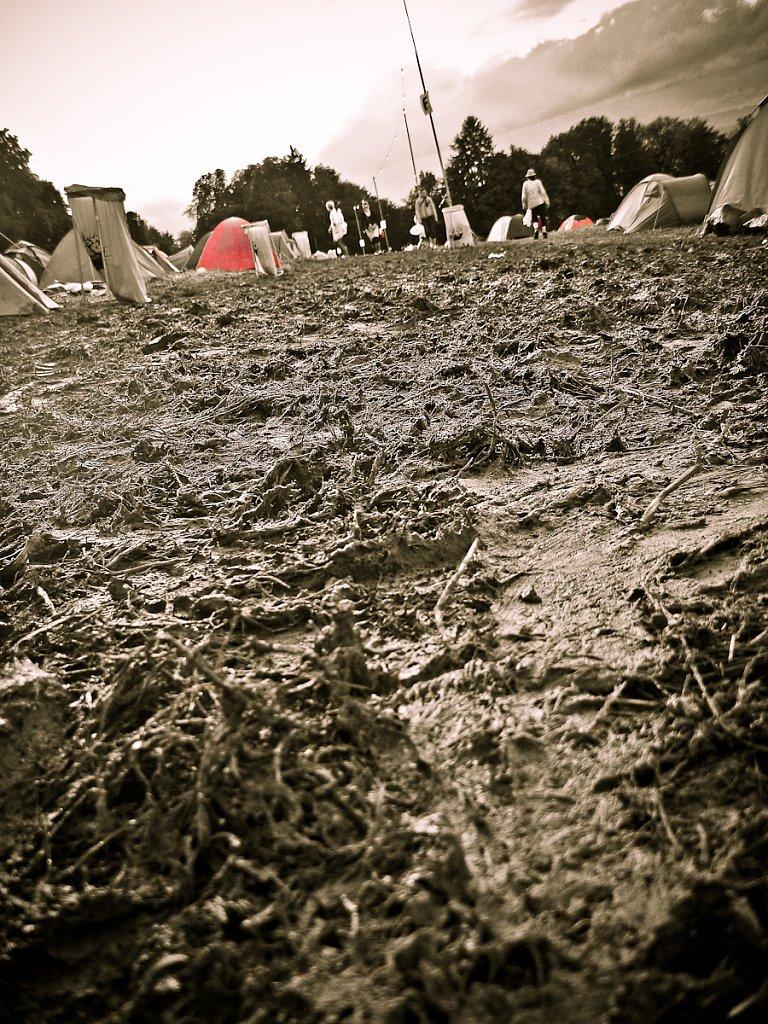 Gurtenfestival 2012 - Tag 4