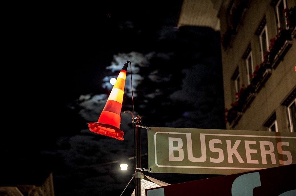 Buskers Bern 2014
