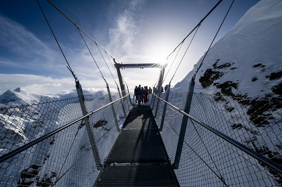 Titlis Peak Walk