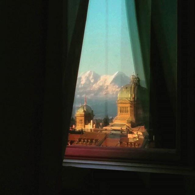 Mirrored views