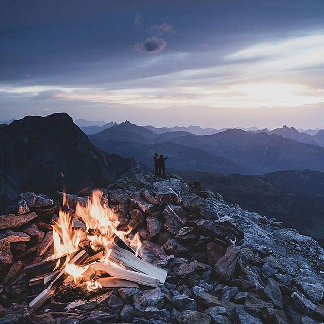 Höhenfeuer - Bonfire